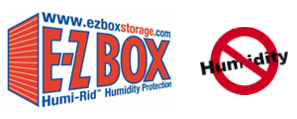 E-Z Box Portable Storage logo